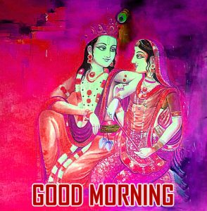 God Radha Krishna Good Morning Wallpaper pictures Images HD Download