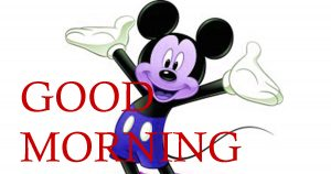 Good Morning Images Photo Pics With Cartoon Download