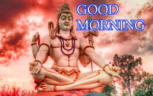 Lord Shiva Good Morning Images Pictures Download