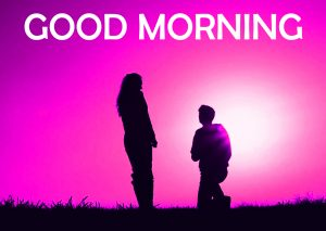 Love Couple Good Morning Photo Pics free Download