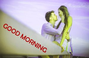 Beautiful Couple Lover Good Morning Photo Images Pics Download
