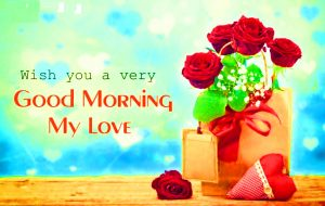 gd mrng Images Photo Pictures Download With Red Rose
