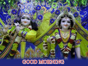 Good Morning Images With God Radha Krishna For Whatsaap