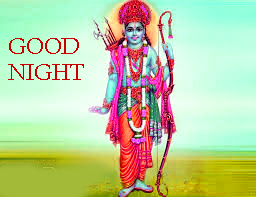 Good Night Images Pictures With Hindu God