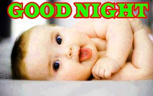 New good night Images Wallpaper Pictures Download With Cute Baby