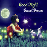 Beautiful girl good night images wallpaper pictures photo pics Download