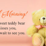 very cute taddy good morning images wallpaper pictures photo free HD
