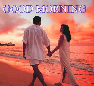 Love Couple Good Morning Images Wallpaper Pics Download