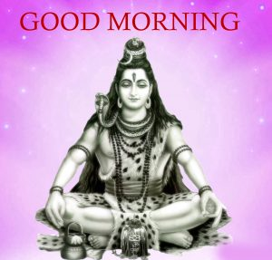 God Lord Shiva Good Morning Images Photo Pics Download