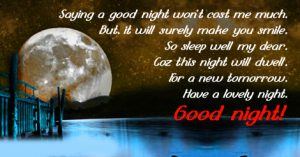 Good Night Images Wallpaper Pics With Quotes Download