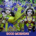 142+ Good Morning Images With God Radha Krishna