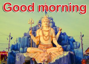 God Good Morning Images Wallpaper Pics With Lord Shiva