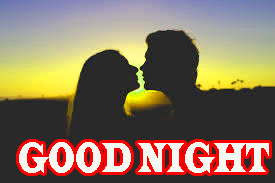 Newgood night Images Wallpaper pictures Download With Romantic Couple