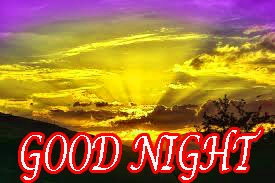 Good Night Photo Images Wallpaper Download