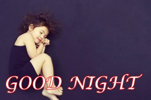 Latest Gud Night Pictures Images Photo Wallpaper HD For Cut Girl
