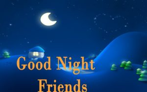 Good night wishes for friend wallpaper pics picture download