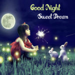 Cute girl good night images wallpaper photo pictures pics 1080ph download